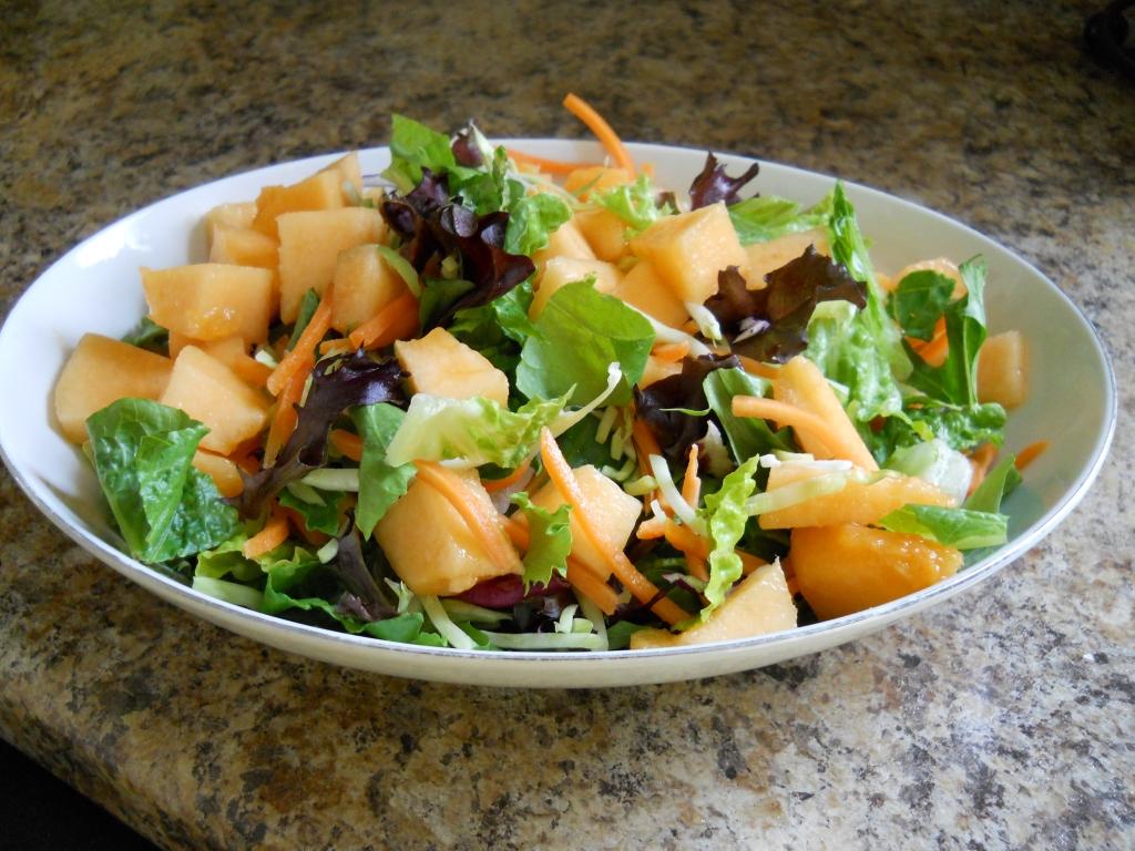 My ever refreshing salad...
